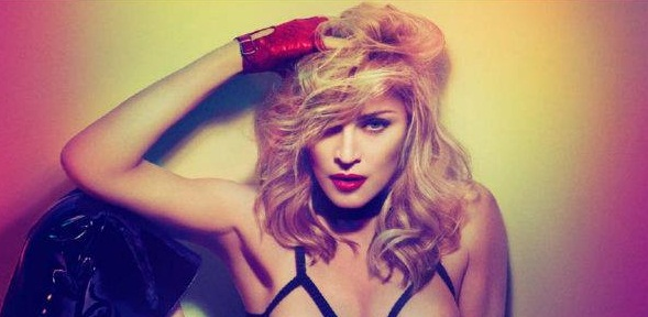 Madonna - MDNA Vendas