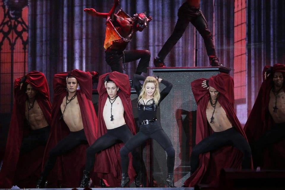 Madonna MDNA Tour Boxscore 25/07