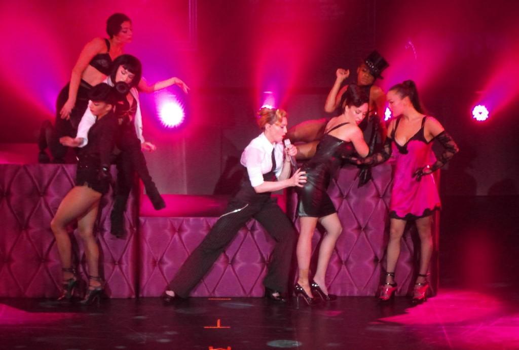 Madonna MDNA Tour Olympia - Paris - França