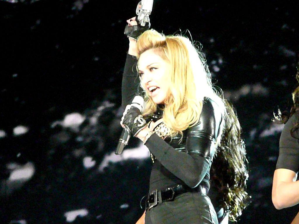 Madonna - MDNA Tour São Petersburgo