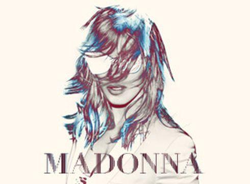 Madonna MDNA Tour Poster