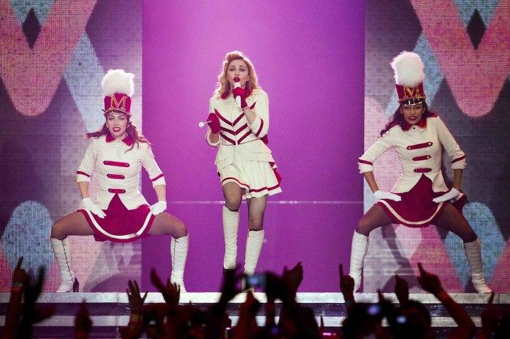 Madonna completa 54 anos
