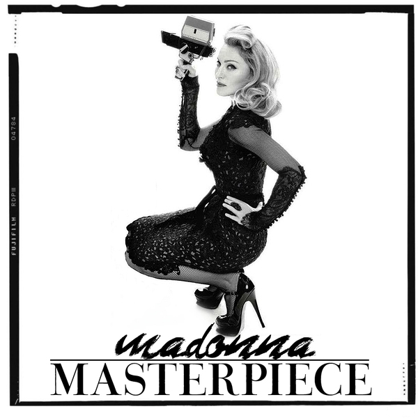 "Madonna ""Masterpiece"" indicado ao prêmio no World Soundtrack Awards 2012"
