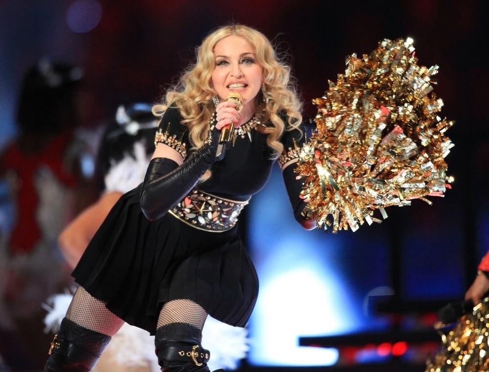 Madonna - Super Bowl 2012