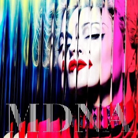 MDNA Madonna sales