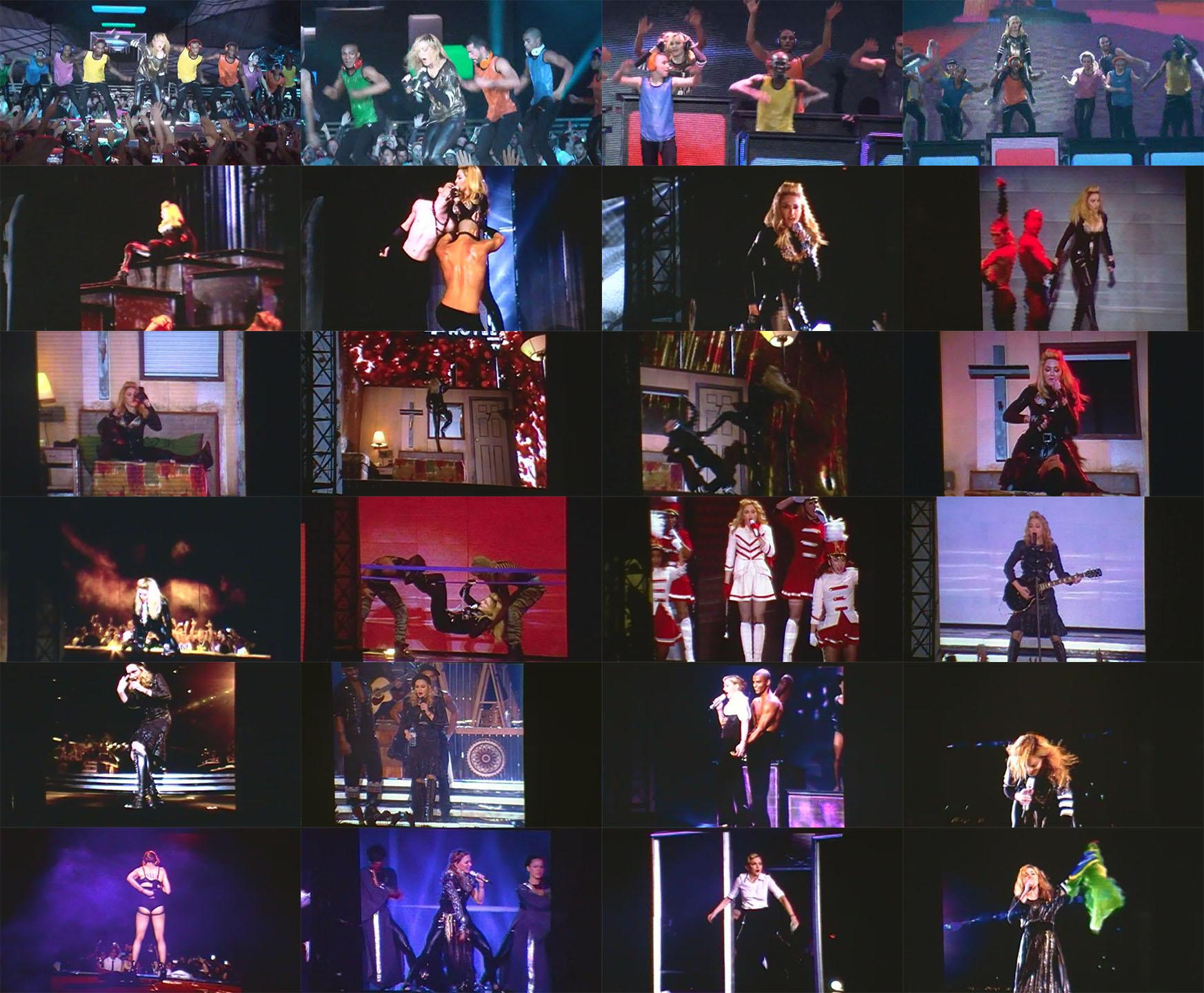 madonna dvd mdna tour são paulo 05.12.2012
