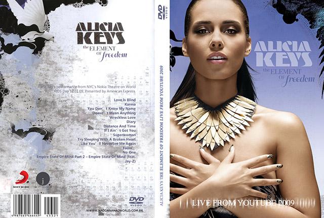 videos alicia keys: