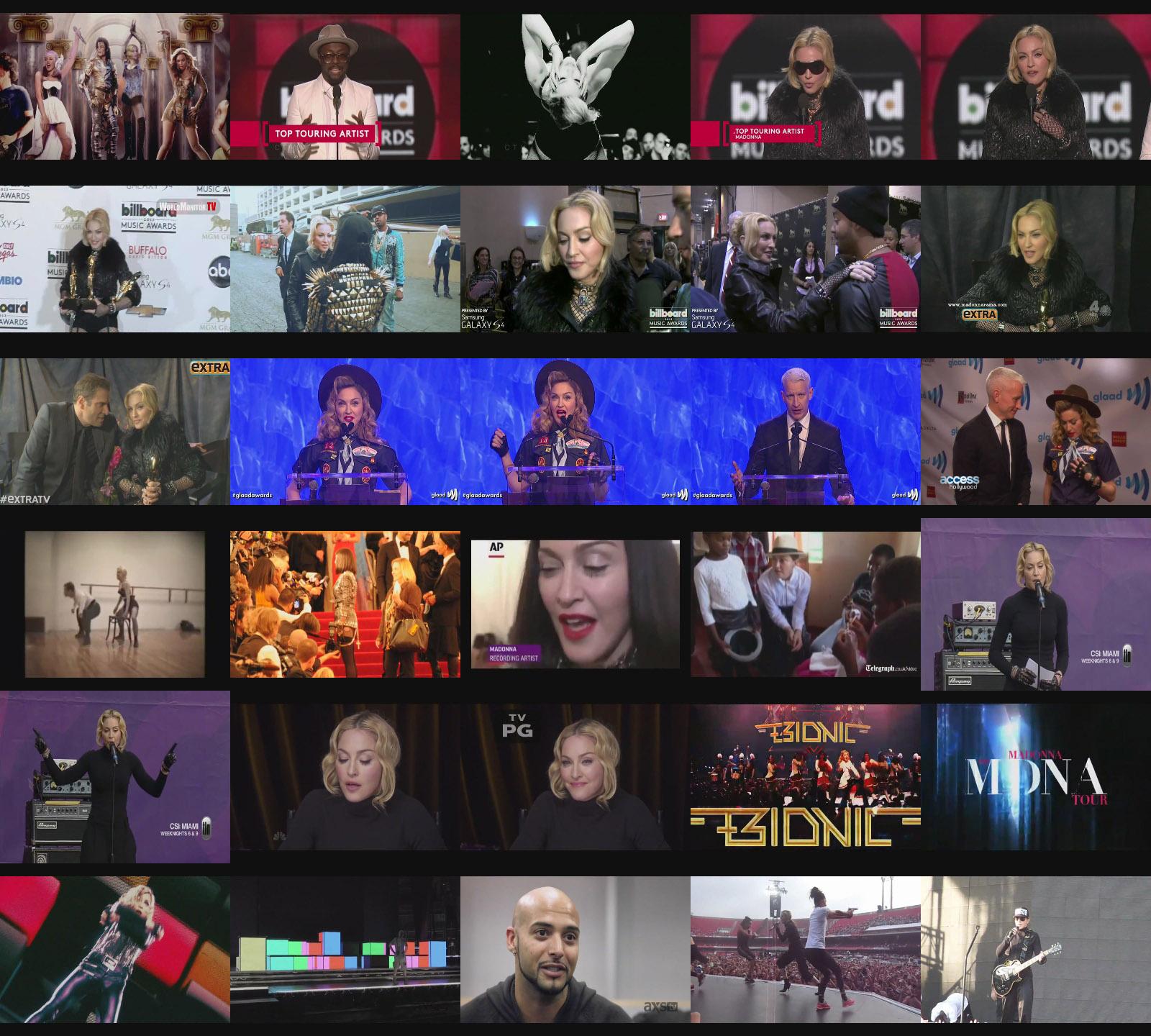 madonna-dvd-2013-billboard-awards-glaad awards-met gala-epix-mdna-bakcstage-mdna-soundcheck-mdna-são-paulo