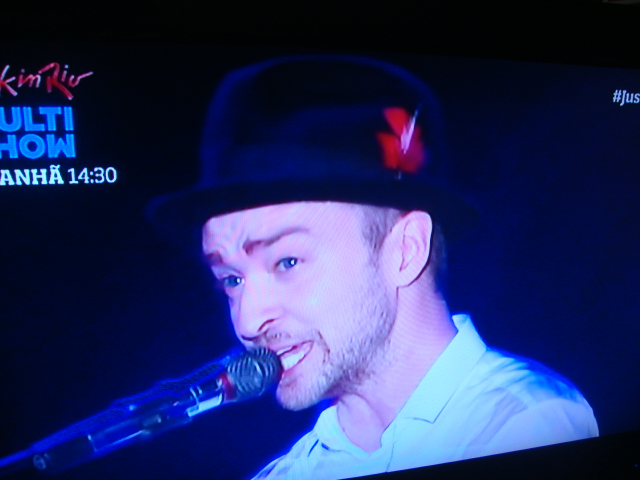 DVD Justin Timberlake Rock In Rio 2013 (2)
