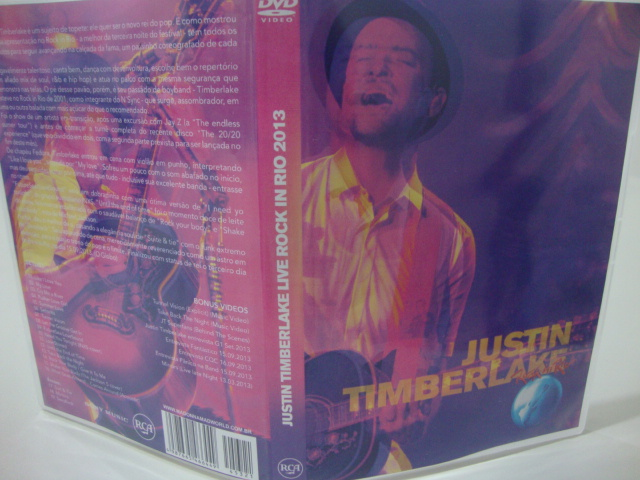 DVD justin timberlake rock in rio 2013 (15)