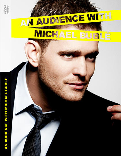 DVD michael bublé - an audience with michael bublé