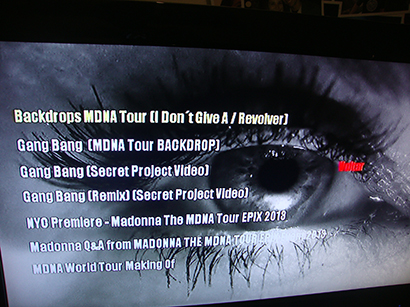 dvd madonna secret project 2013 7