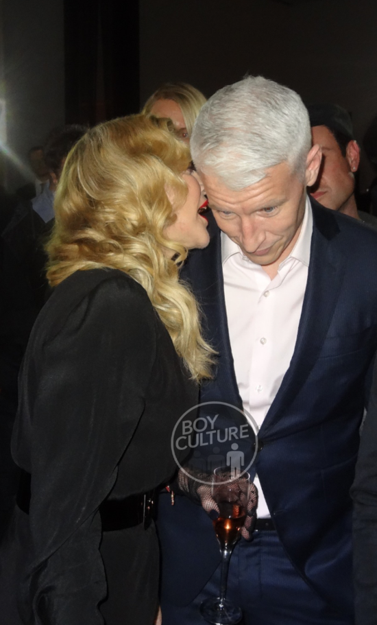 I´m Going To Tell You A Secret - Madonna e Anderson Cooper