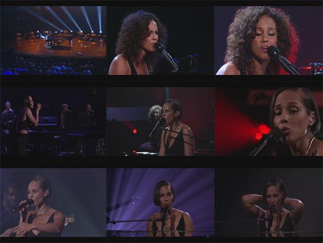 dvd alicia keys itunes festival 2012 e AOL Sessions 2010 - Piano & I
