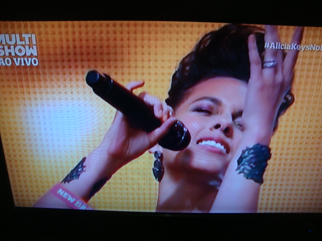 dvd alicia keys live global citizen festival 2013 (8)