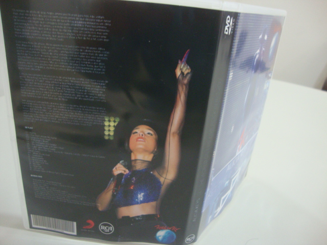 dvd alicia keys rock in rio 2013 (3) set the world on fire tour