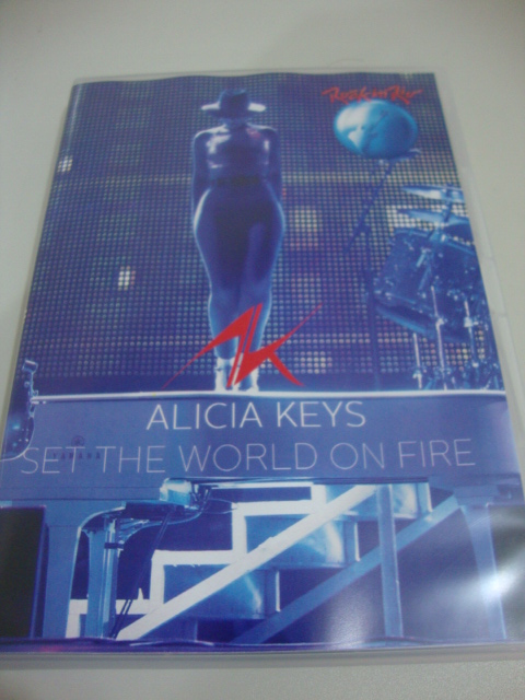 dvd alicia keys rock in rio 2013 (4) set the world on fire tour