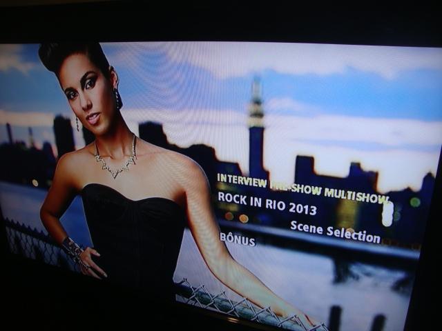 dvd alicia keys rock in rio 2013 (8)