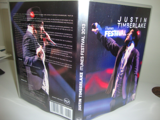 dvd justin timberlake itunes festival + vma 2013 allan carr1 (13)