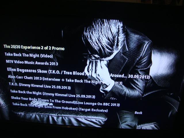 dvd justin timberlake itunes festival + vma 2013 allan carr1 (7)