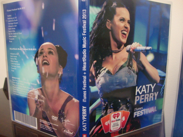 dvd katy perry itunes festival i heart radio 2013 (3)