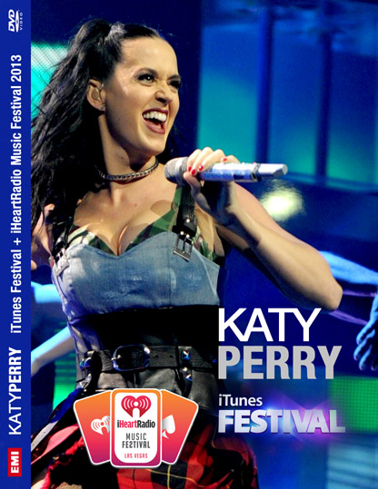dvd katy perry itunes festival i heart radio 2013 capa