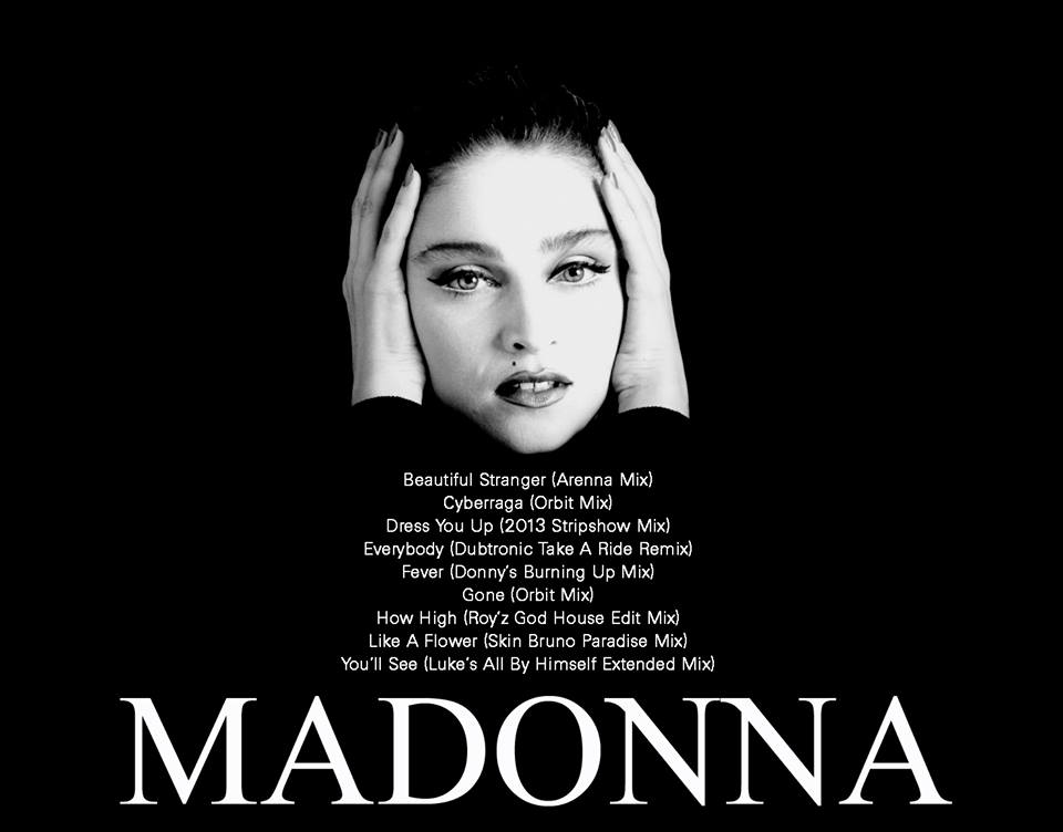 pack remixes madonna 2013 download