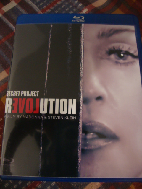 madonna blu ray secret project 2013-1