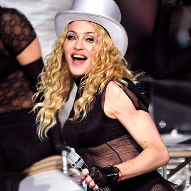 Madonna in Concert - Las Vegas