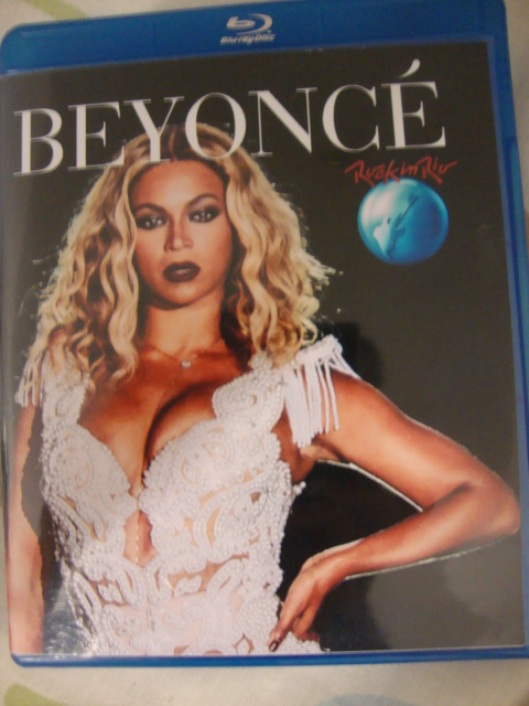 blu-ray beyoncé live rock in rio 2013 mr. carter show