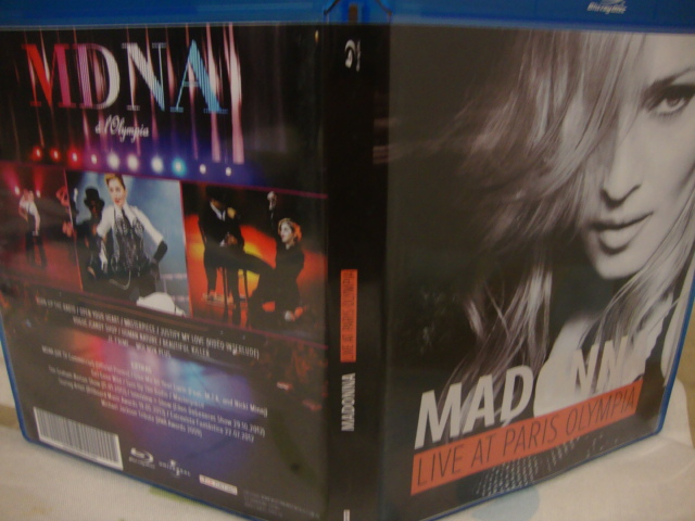 blu-ray madonna mdna tour live at olympia paris 3