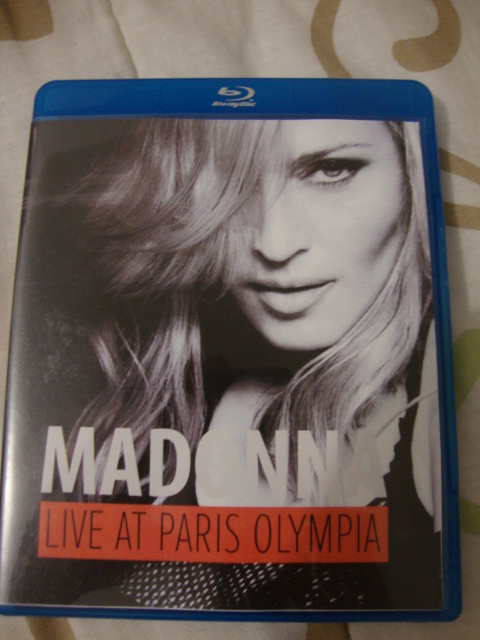 blu-ray madonna mdna tour live at olympia paris