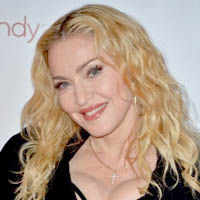 madonna Hard Candy Fitness Toronto 2014