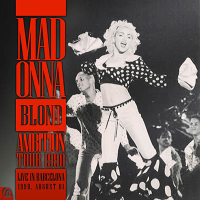 madonna blond ambition tour live from barcelona download