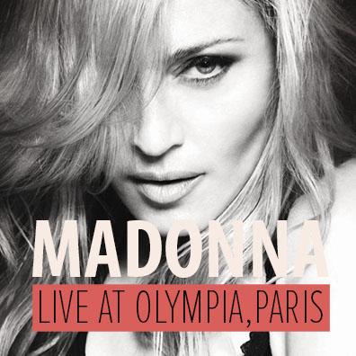 madonna live at paris olympia cd download mdna tour