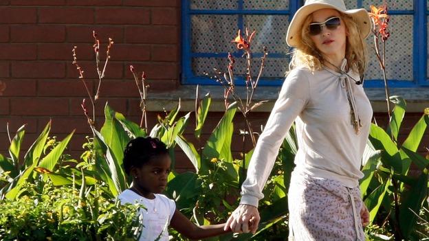 madonna malawi 2014