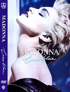 DVD MADONNA - TRUE BLUE