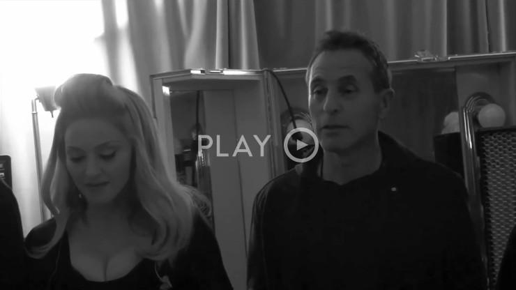 arthur fogel presidente live nation fala de Madonna