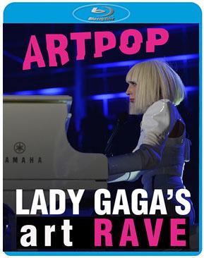 blu-ray lady gaga artrave artpop do what u want