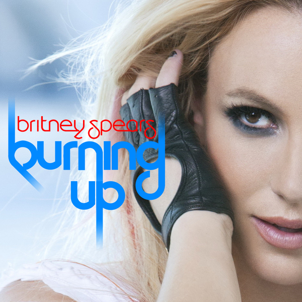 britney spears - burning up madonna capa
