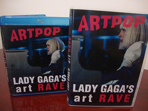 dvd-blu-ray lady gaga artpop artrave 2013-1