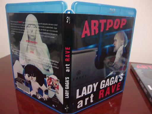 dvd-blu-ray lady gaga artpop artrave 2013-2