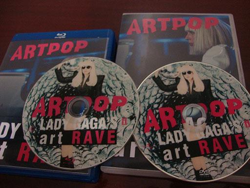 dvd-blu-ray lady gaga artpop artrave 2013-3