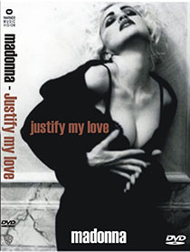 dvd madonna justiy my love vogue vma 1990