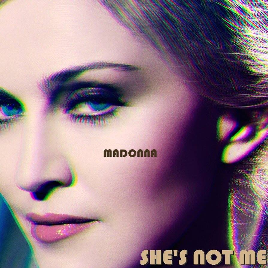 madonna She's Not Me (Guyom'S Xpress Mashup)