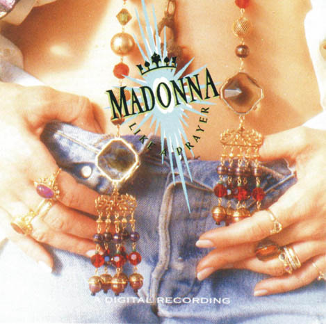 madonna like a prayer album 25 anos years