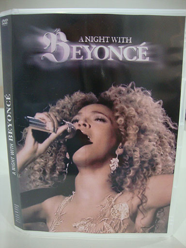 DVD a night with beyoncé e drunk in love grammy 2014-capa