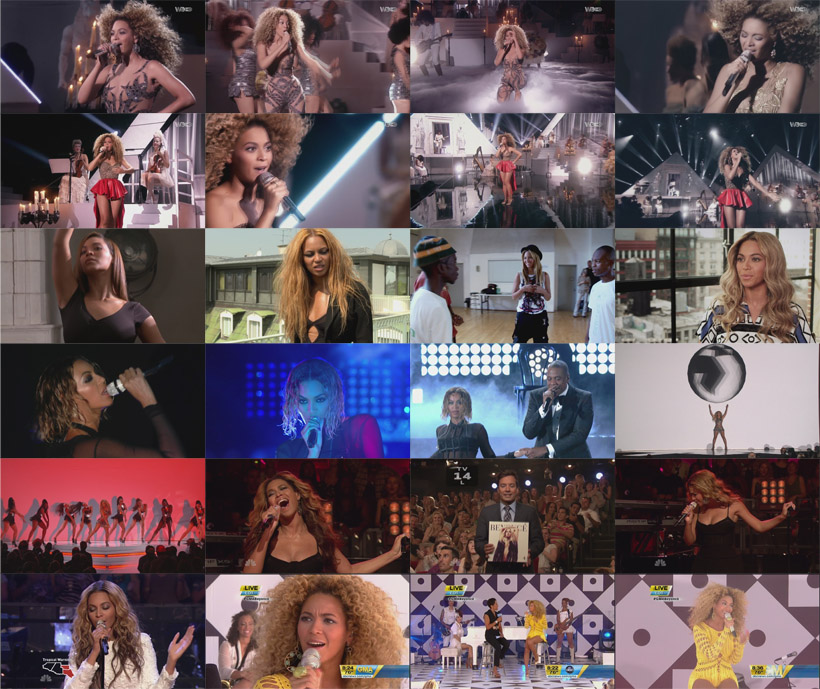 DVD beyoncé a night with drunk in love grammy captures