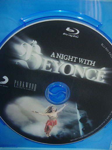 blu-ray a night with beyoncé e drunk in love grammy 2014