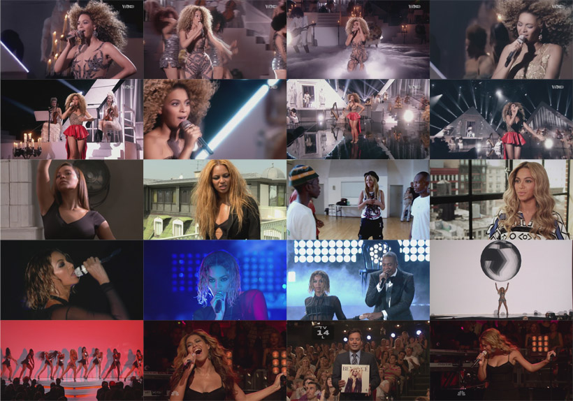 blu-ray beyoncé a night with drunk in love grammy captures